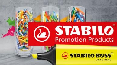 Stabilo Promotion – Werbeartikel einer Weltmarke