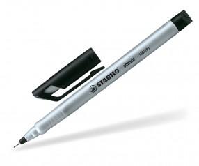 STABILO Sensor Fineliner silber schwarz