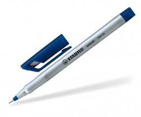 STABILO Sensor Fineliner silber blau