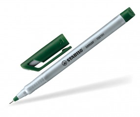 STABILO Sensor Fineliner silber grün