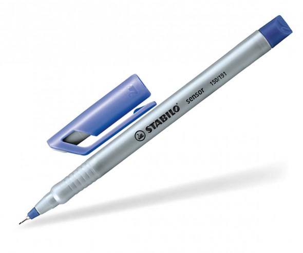 STABILO Sensor Fineliner silber lila