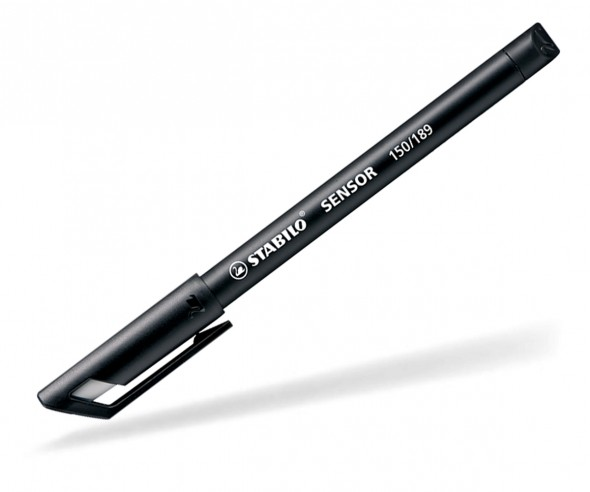 STABILO Sensor Colorful Fineliner schwarz