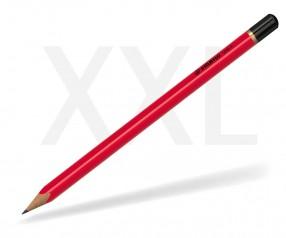 STABILO Riesen XXL Bleistift rot für Digitaldruck