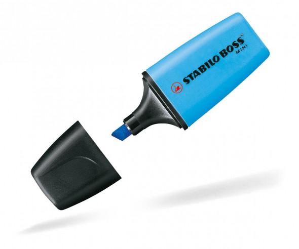 STABILO Textmarker BOSS MINI blau