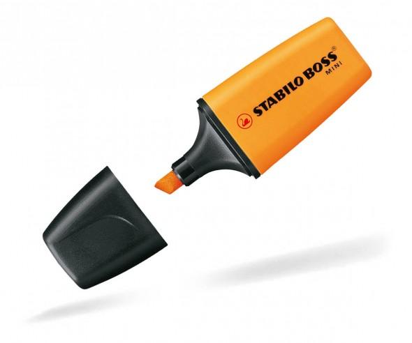 STABILO Textmarker BOSS MINI orange