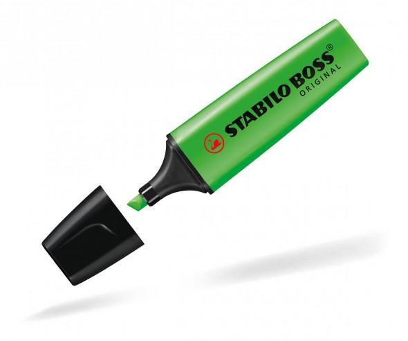STABILO Textmarker BOSS ORIGINAL grün