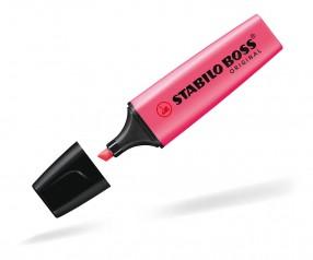STABILO Textmarker BOSS ORIGINAL pink