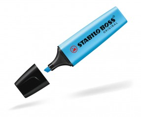 STABILO Textmarker BOSS ORIGINAL blau