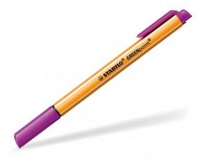 STABILO Filzschreiber GREENpoint purple