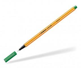 STABILO Fineliner point 88 grün