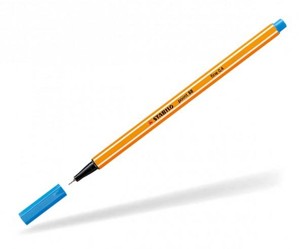 STABILO Tintenfeinschreiber point 88 mittelblau