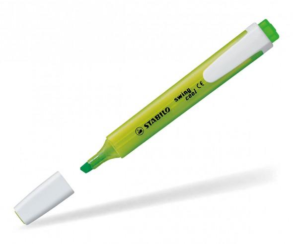 STABILO Textmarker swing cool grün
