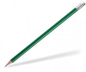STAEDTLER Bleistift 16210W Radierer rund dunkelgrün