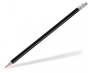 STAEDTLER Bleistift 16210W Radierer rund schwarz