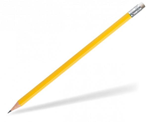 STAEDTLER Bleistift 16240W Radierer hexagonal gelb