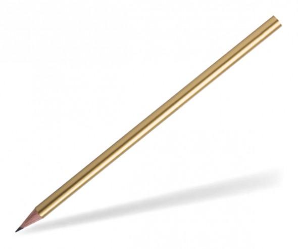 STAEDTLER Bleistift Werbeartikel 16140W rund gold