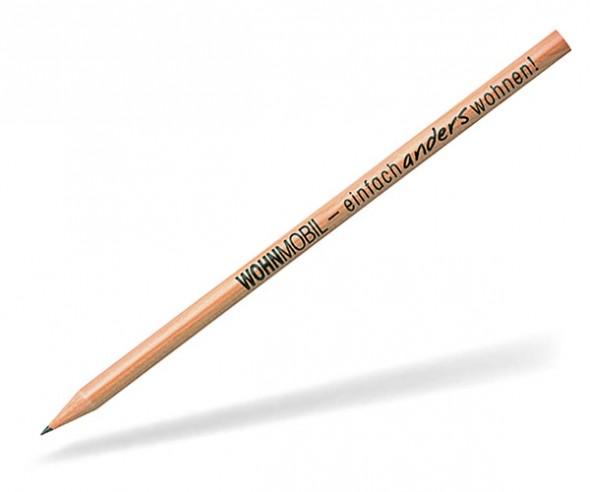STAEDTLER Bleistift Werbeartikel 161NW rund natur