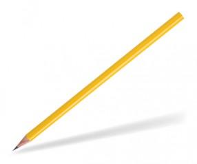 STAEDTLER Bleistift Werbeartikel 16140W rund gelb