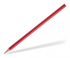STAEDTLER Bleistift Werbeartikel 16140W rund rot
