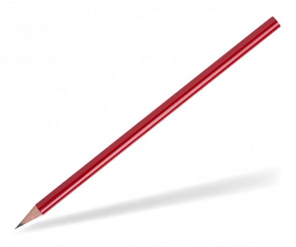 STAEDTLER Bleistift Werbeartikel 16140W rund dunkelrot