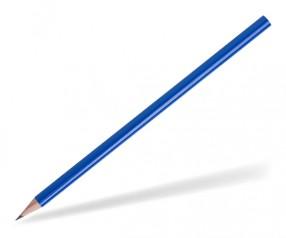 STAEDTLER Bleistift Werbeartikel 16140W rund blau