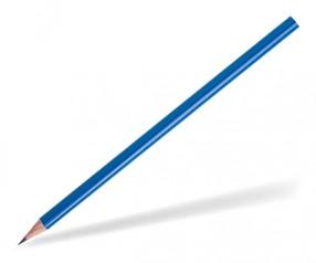 STAEDTLER Bleistift Werbeartikel 16140W rund hellblau