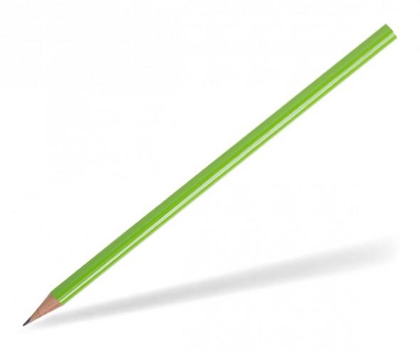 STAEDTLER Bleistift Werbeartikel 16140W rund hellgrün