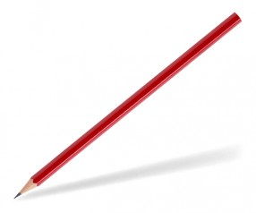 STAEDTLER Bleistift 16040W hexagonal rot