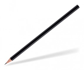 STAEDTLER Bleistift 16040W hexagonal schwarz