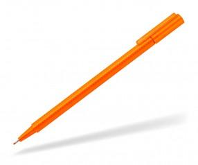 STAEDTLER Triplus Broadliner 338 w Fineliner Werbeartikel 0,8 mm orange