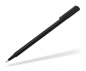 STAEDTLER Triplus Broadliner 338 w Fineliner Werbeartikel 0,8 mm schwarz