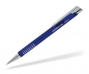 STAEDTLER Elance 421 25 W Kugelschreiber mit Griffzone blau