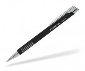 STAEDTLER Elance 421 25 W Kugelschreiber mit Griffzone schwarz