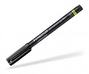 STAEDTLER Lumocolor 319 W permanent special 0,6 mm fein SCHWARZ