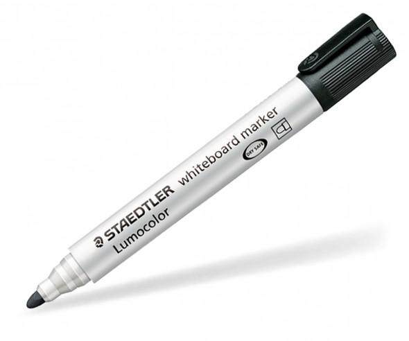 STAEDTLER Lumocolor Whiteboard Marker 351W Rund schwarz