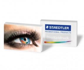 STAEDTLER Radierer Werbeartikel 526201W 48x33x9 mm