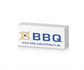 STAEDTLER Radierer Werbemittel 526B30W rechteckig 42x18x12 mm