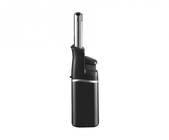 Unilite Stabfeuerzeug HC Schwarz BERGAMO 06