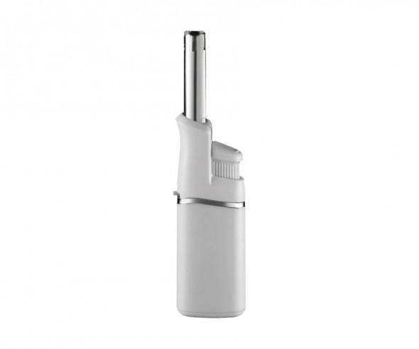 Unilite Stabfeuerzeug HC Weiss BERGAMO 01