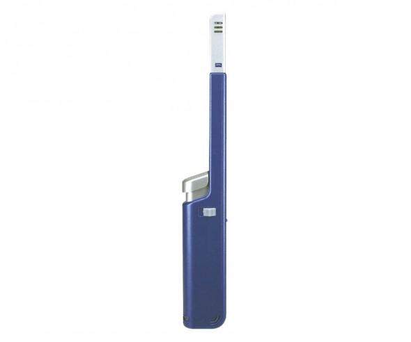 Unilite Stabfeuerzeug Metallic Blau PRAGUE NT 43