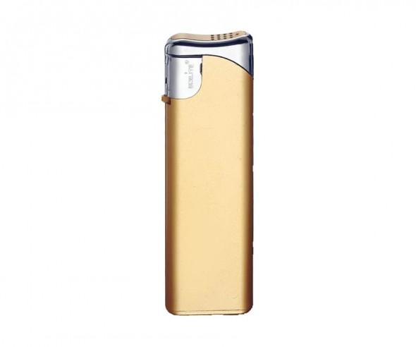 Unilite Elektronik-Feuerzeug Metallic Gold U-117 491