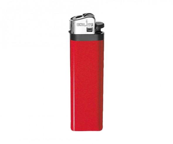 Unilite Reibradfeuerzeug HC Rot U-30 02