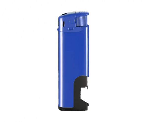 Unilite Elektronik-Feuerzeug HC Blau U-505 OP 03