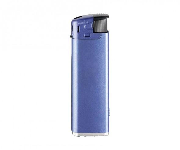 Unilite Elektronik-Feuerzeug Metallic Blau U-507 LED 43