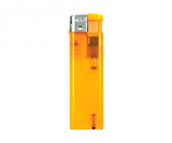 Unilite Elektronik-Feuerzeug Transluzent Orange U-59 68