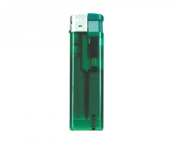 Unilite Elektronik-Feuerzeug Transluzent Grün U-59 65