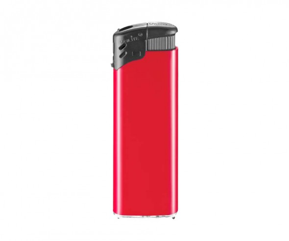 Unilite Elektronik-Feuerzeug HC Rot U-828 02
