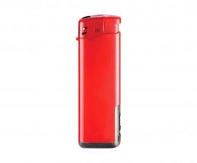 Unilite Elektronik-Feuerzeug HC Rot U-886 LED 02
