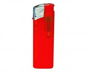 TOM Elektronik-Feuerzeug FZ Rot EB-15 62