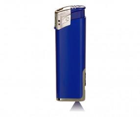 TOM LED Elektronik-Feuerzeug HC Blau EB-15 LED 03